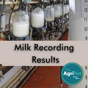 milk recording